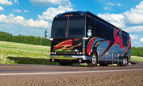 Why Prevost Chassis | Advantages of Prevost Chassis