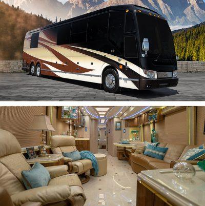 Prevost Bus Conversion Inventory | Marathon Coach