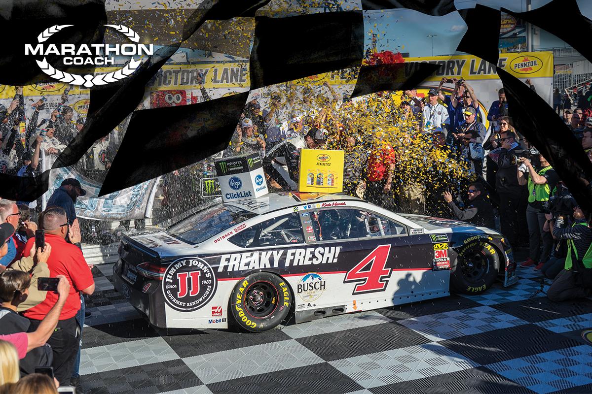 2019 Marathon Coach Las Vegas NASCAR Rally - Marathon Coach