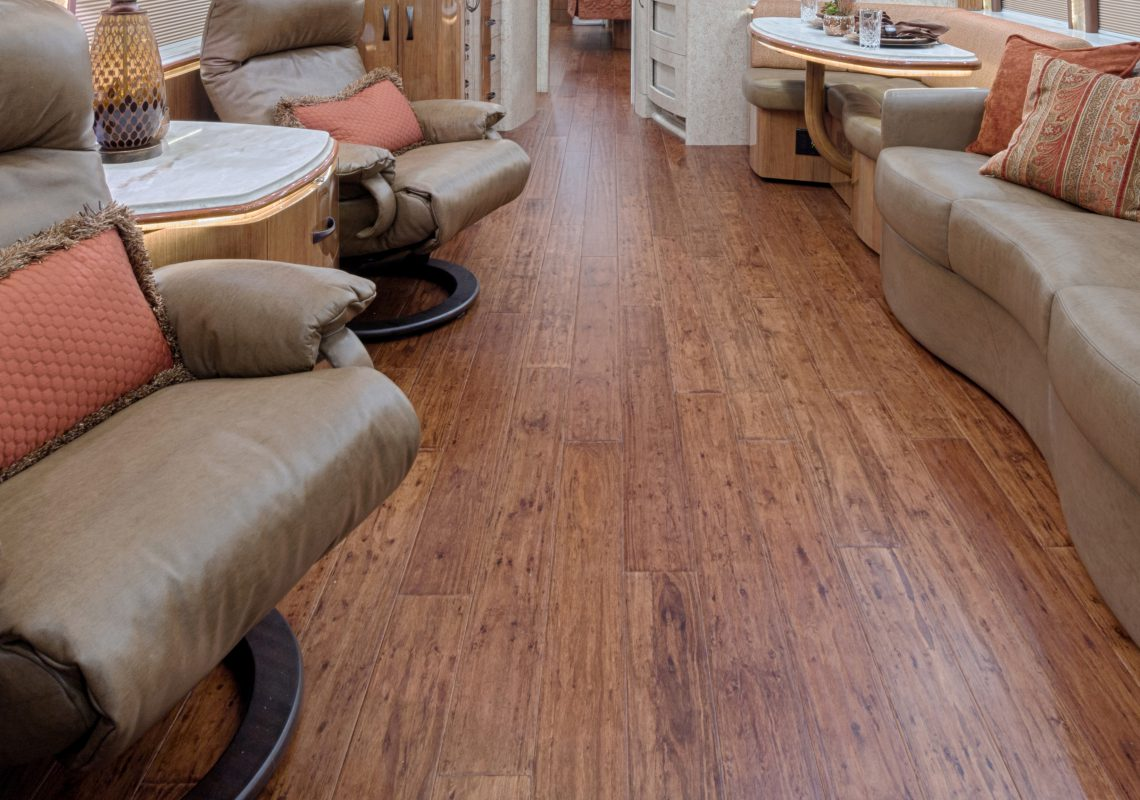 luxury rv flooring Archives - Marathon Coach