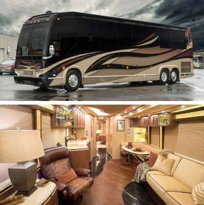 Prevost Bus Conversion Inventory | Marathon Coach
