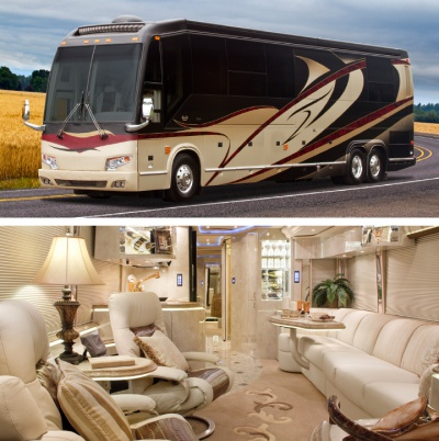 Prevost Bus Conversion Inventory   Marathon Coach
