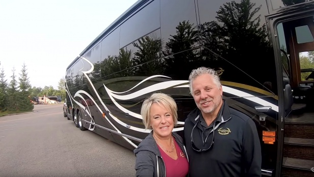 Luxury Motorhomes Manufacturer and Dealer | Marathon Coach
